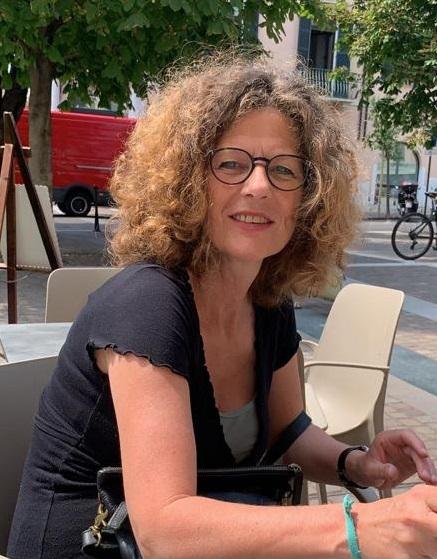 Voorzitter Marion Scholten